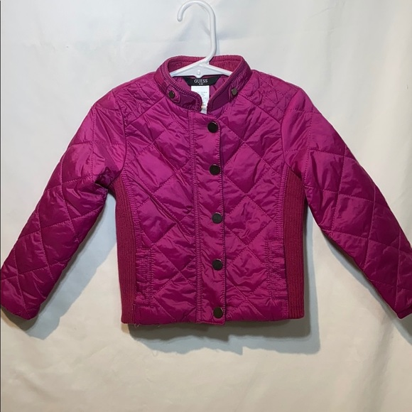 Guess Other - Guess toddler Girl  winter coat purple size 3T